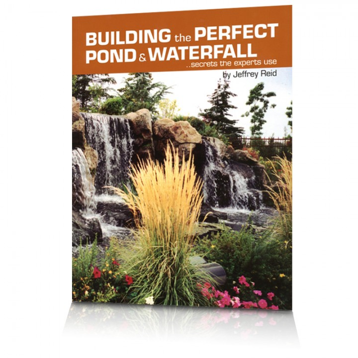 Building the Perfect Pond and Waterfall