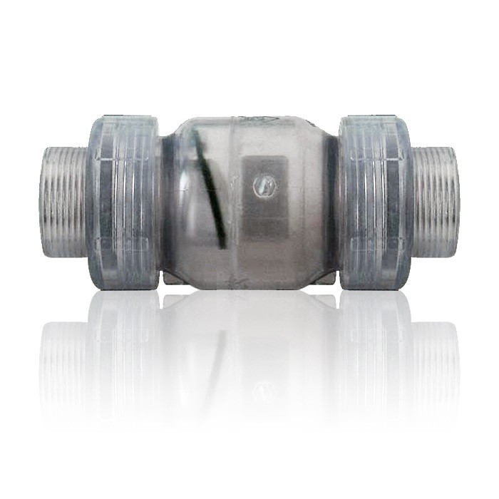 True Union Check Valves (PVC)