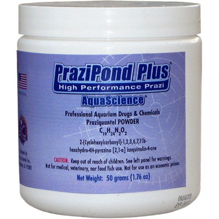 prazipond plus praziquantel koi care kennel