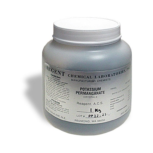 Potassium Permanganate Argent Labs