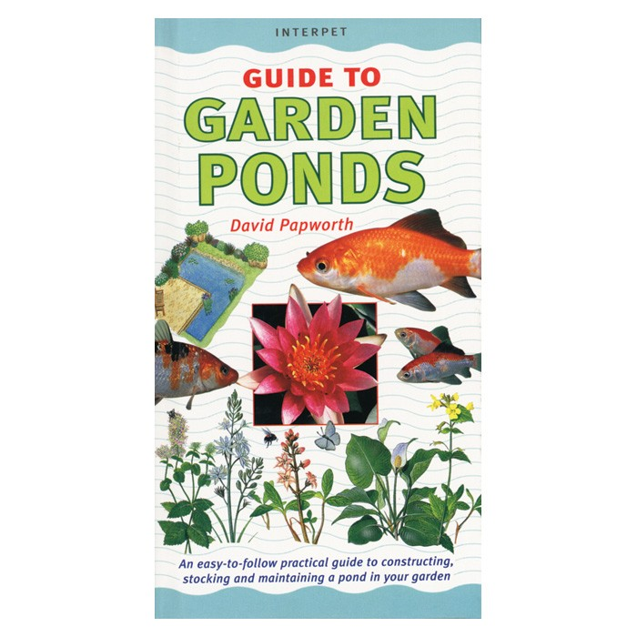 Guide to garden ponds koi books and pond books for Garden pool book