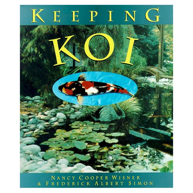 Keeping koi koi books pond books for Keeping koi in a pond