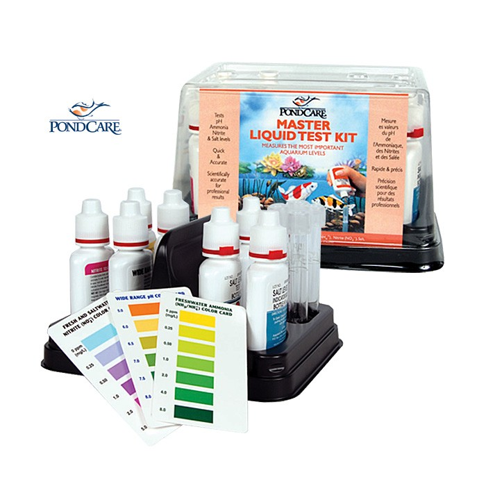 PondCare Master Liquid Test Kit