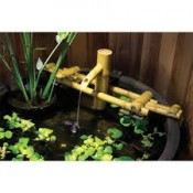 AquaScape Adjustable Bamboo Fountain