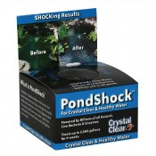 Crystal Clear Pond Shock
